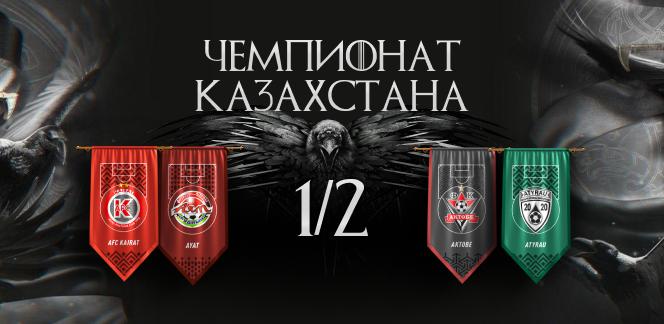 Стали известны даты и место проведения плей-офф чемпионата Казахстана по футзалу