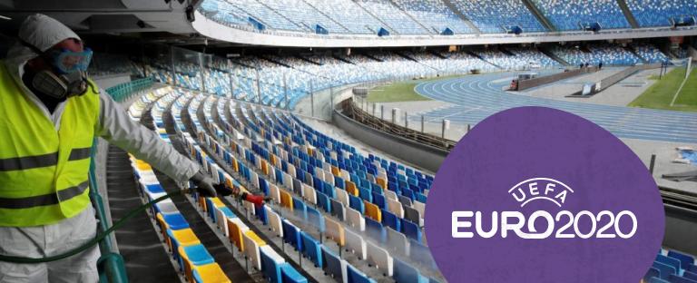 Решение о допуске болельщиков на матчи Евро-2020 будет принято в марте