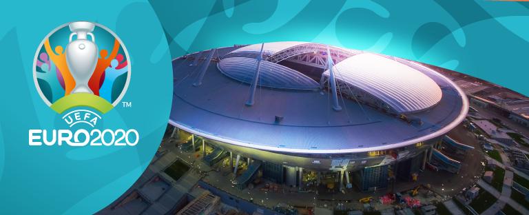 Больше всего болельщиков хочет попасть на матч Евро-2020 в Санкт-Петербурге