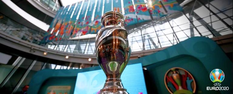 Представлен официальный гимн чемпионата Европы по футболу