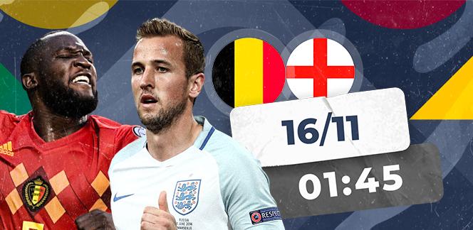 Прогноз на матч Бельгия – Англия: Гарет Саутгейт едет в Брюссель с молодежью