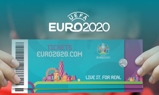 Билеты на Евро-2020: УЕФА отмечает небывалый спрос