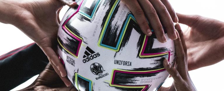 Adidas Uniforia – официальный мяч Евро-2020