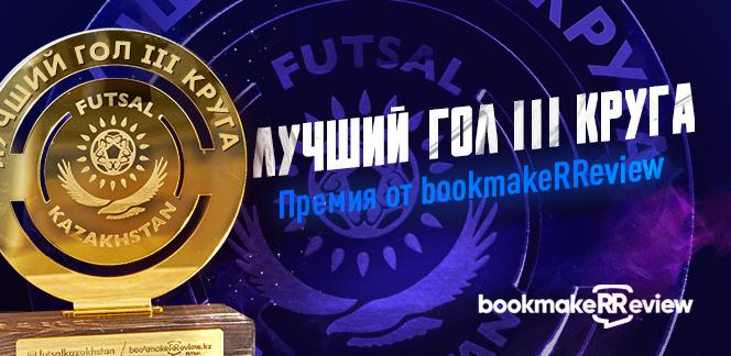 Голосование на bookmakeRReview: эксперты выбирают лучший гол третьего круга чемпионата Казахстана