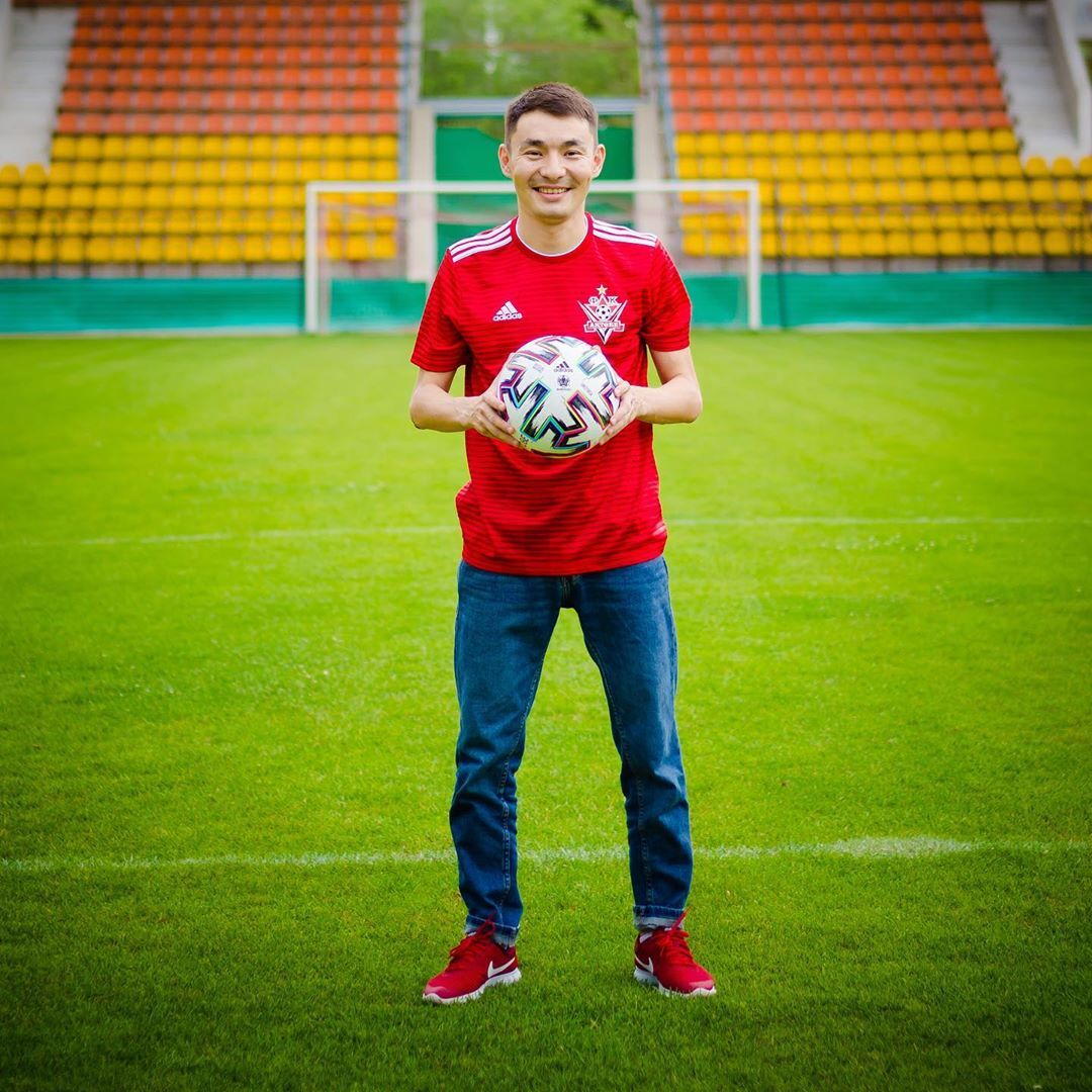 Нурбек Карагулов