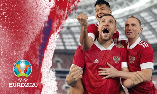 Adidas официально представил обновленную форму сборной России для Евро-2020