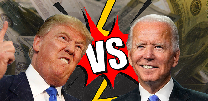 Зарубежные букмекеры: сумма ставок на итоги выборов в США стала рекордной