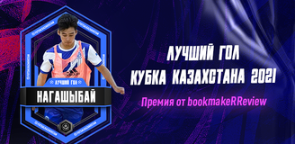 Газиз Нагашыбай – автор лучшего гола в Кубке Казахстана по футзалу-2021
