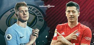 Букмекеры: «Бавария» и «Манчестер Сити» – главные фавориты Лиги чемпионов
