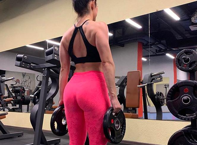 Фото со страницы Жулианы в Instagram