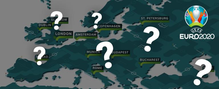 В УЕФА готовы сократить количество городов-хозяев Евро-2020