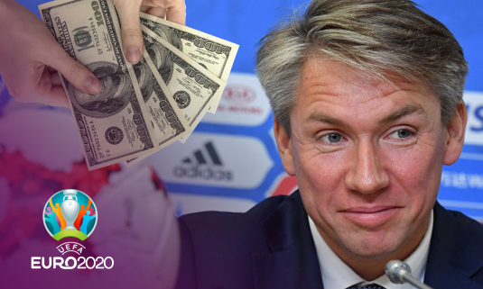 Алексей Сорокин: бюджет на проведение Евро-2020 в России останется прежним