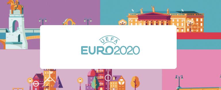 Евро-2020: страны проведения, логотип и символы турнира