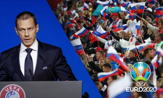 Президент УЕФА: Евро-2020 не будет проходить без зрителей
