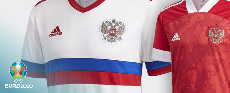 В сети появились фото обновленной формы сборной России для Евро-2020
