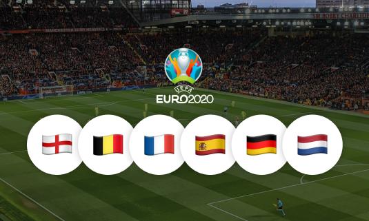Как фавориты Евро-2020 стартовали на прошлых турнирах