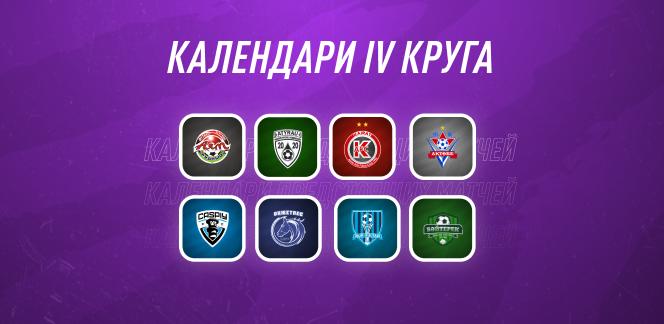 Календарь матчей четвертого круга чемпионата Казахстана по футзалу