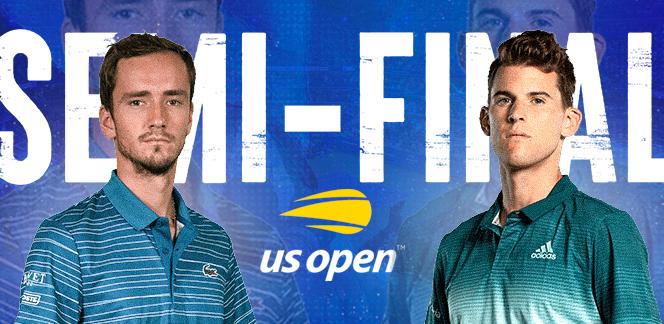 Прогноз на матч Даниил Медведев – Доминик Тим: бой фаворитов US Open–2020