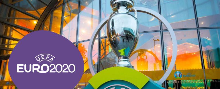 Кубок Евро-2020 в мае на три дня привезут в Санкт-Петербург