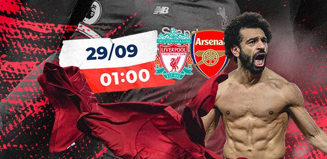 Прогноз на матч «Ливерпуль» – «Арсенал»: встреча двух лидеров АПЛ