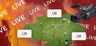 Как ставить на футбол в лайве и не прогореть: о стратегиях и не только