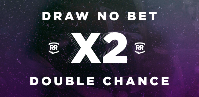 Draw No Bet and Double Chance Betting