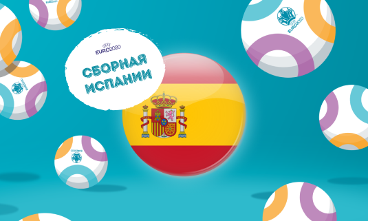 Ставки на сборную Испании: вернёт ли команда былую славу на Евро-2020 по футболу?