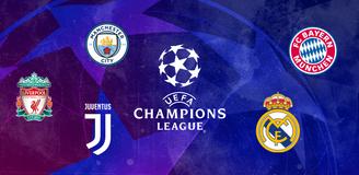 Букмекеры: результаты 1/8 финала Лиги чемпионов очень предсказуемы