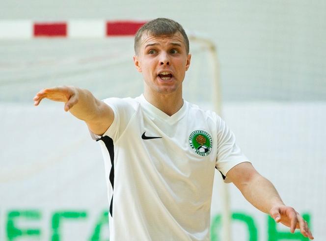 Новый игрок МФК «Аят» Игорь Зайков