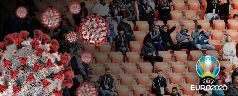 УЕФА может перенести «стыки» Евро-2020 и не пустить часть зрителей на турнир