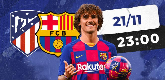 Прогноз на матч Ла Лиги «Атлетико» Мадрид – «Барселона»: как травмы повлияют на результат?