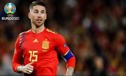 Серхио Рамос не вошёл в заявку сборной Испании на Евро-2020