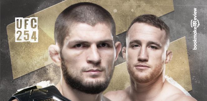 Хабиб Нурмагомедов – Джастин Гэтжи: ставки и прогнозы на главный бой UFC 254