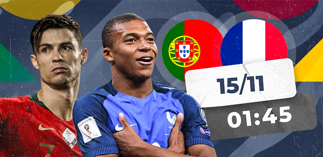 Прогноз на матч Португалия – Франция: дальше пройдет лишь один