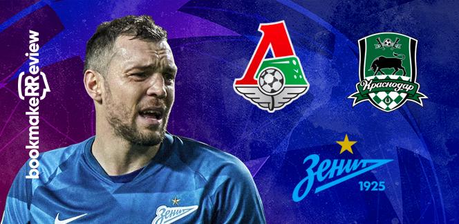 Российские клубы в Лиге чемпионов: букмекеры уверены, что шансов нет