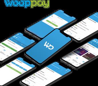 Пополнение через Wooppay